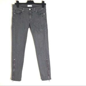 Uniqlo Undercover Zipper Ankle Jeans